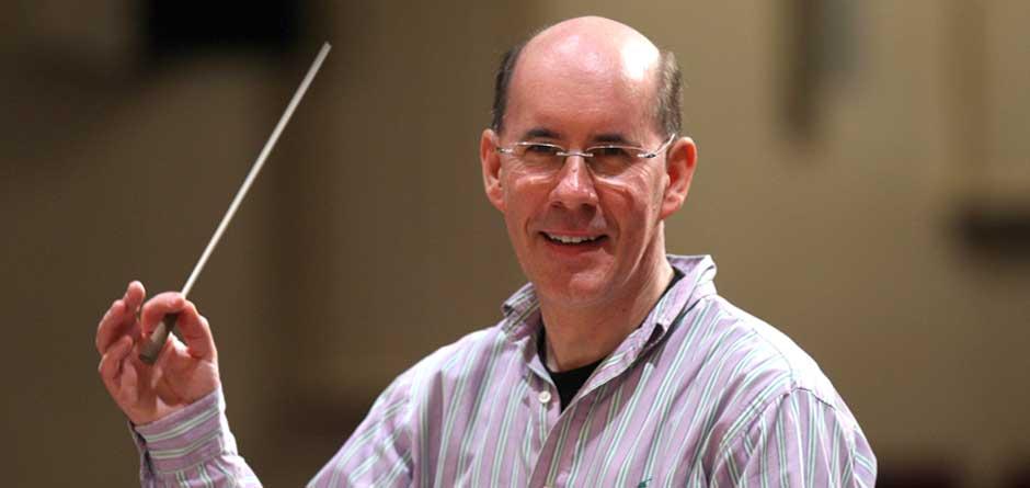 Musical Director Richard Dickins